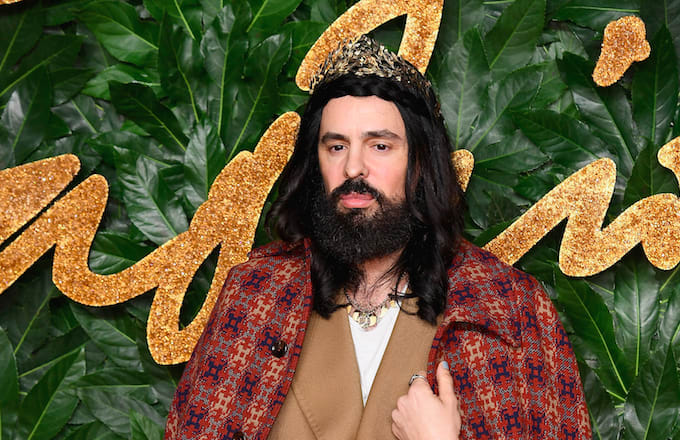 83ba674f621 Gucci Creative Director Alessandro Michele Addresses Blackface ...