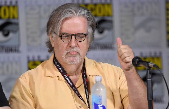 Matt Groening Apu