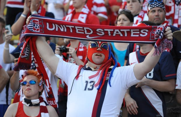 The U.S. Men's Soccer Team Is Now Ranked No. 13 in the World by FIFA