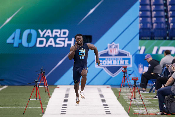 40-Yard Fails  The Most Embarrassing 40-Yard Dashes in NFL Combine History 71b96b106