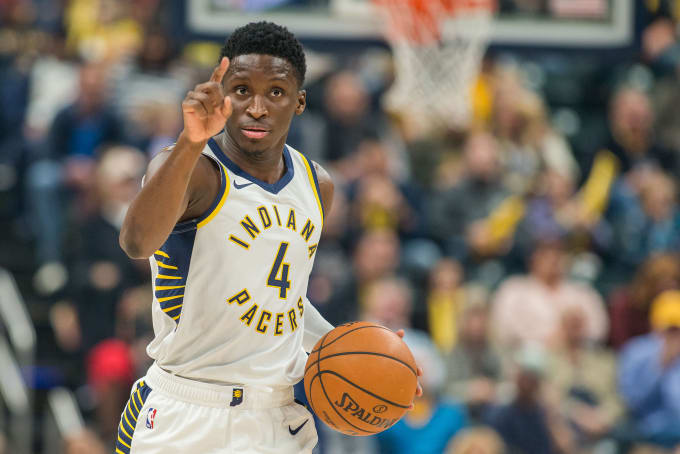 de29067f4 Pacers Star and Singer Victor Oladipo Tells Us What NBA Rappers He ...