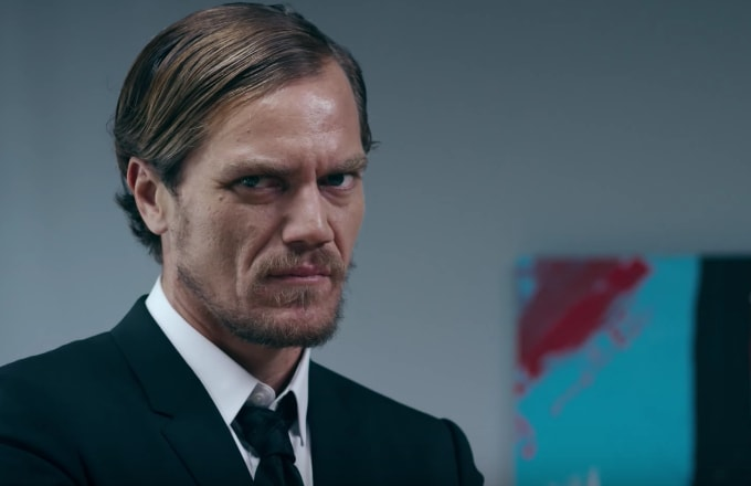 'Batman v Superman' Star Michael Shannon Admits He Passed Out While Watching 'Batman v Superman'