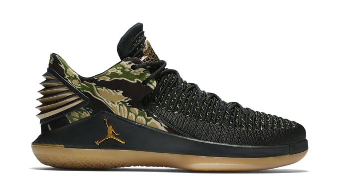Air Jordan 32 Low Camo Men\u0027s Release Date AA1256-021
