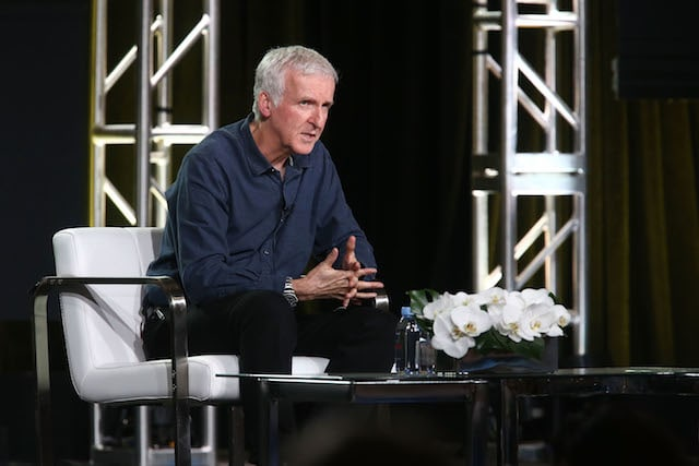 This is a picture of James Cameron.