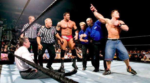The Biggest Unscripted Blunders In Wwe Royal Rumble History Complex
