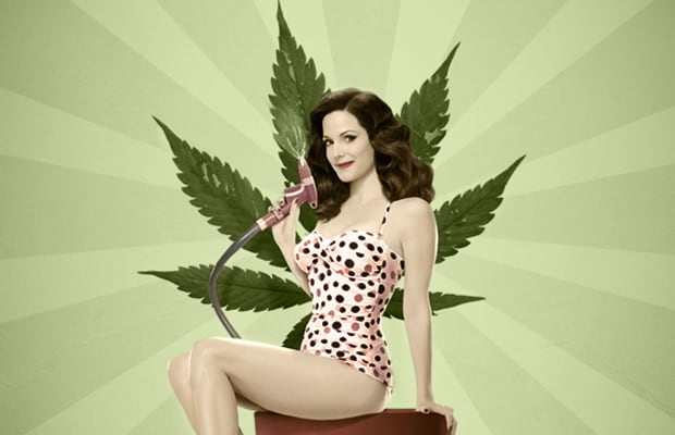 The 15 Hottest Stoner Girls In Movies And Tv Complex