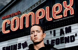 Complex Magazine cover photo