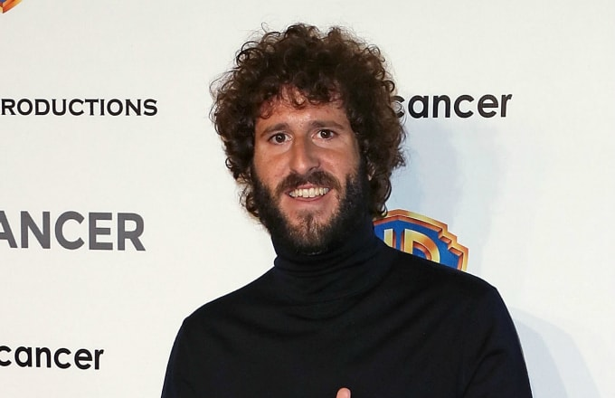 Lil Dicky attends FCancer's 1st Annual Barbara Berlanti Heroes Gala
