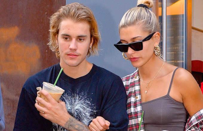 Justin Bieber, Hailey Baldwin crying