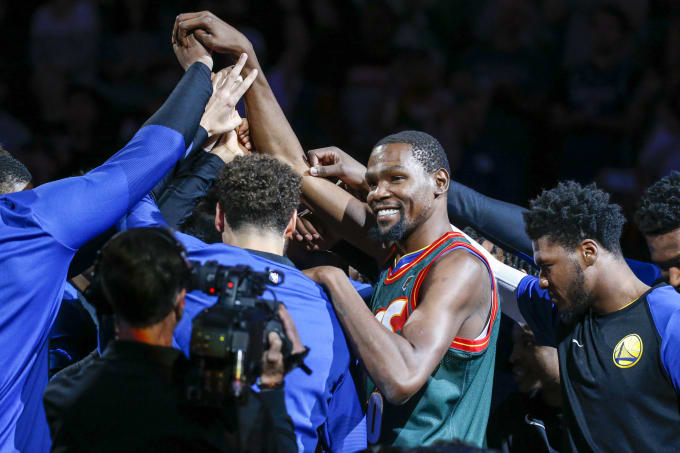 38db56616e1 Kevin Durant Thinks Seattle Deserves Another NBA Team—But Can It Get ...