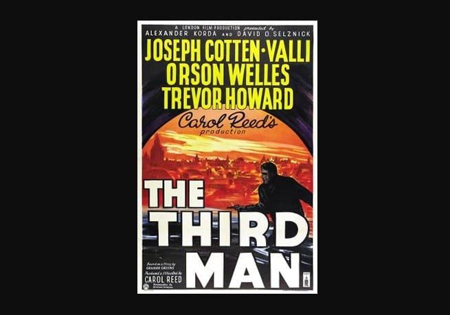 Best Movie Endings The Third Man