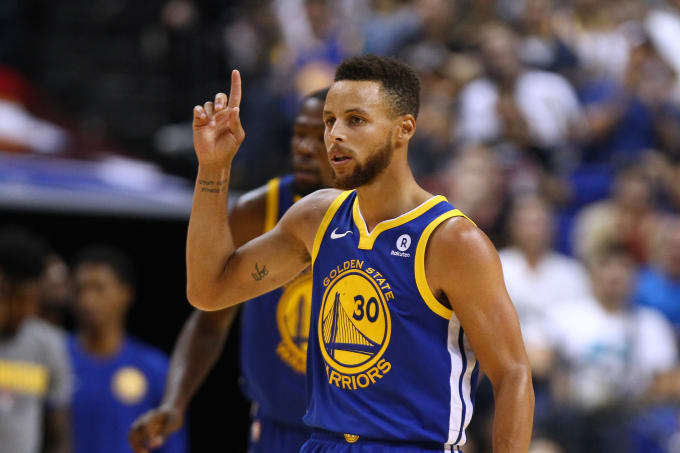 Steph Curry Almost Didn t Get the Largest Contract in NBA History ... f3709beeb