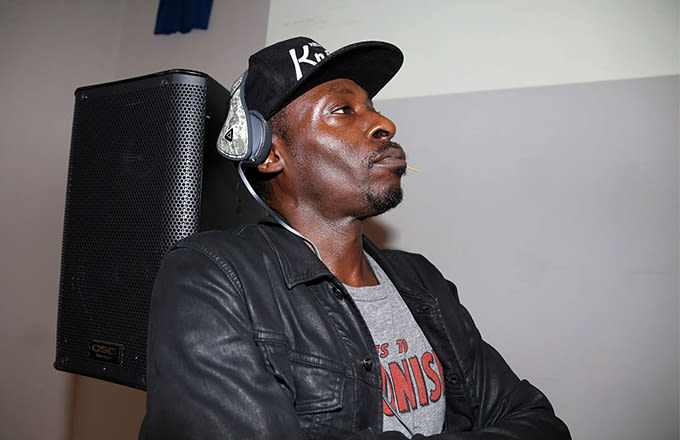 This is a photo of Pete Rock.
