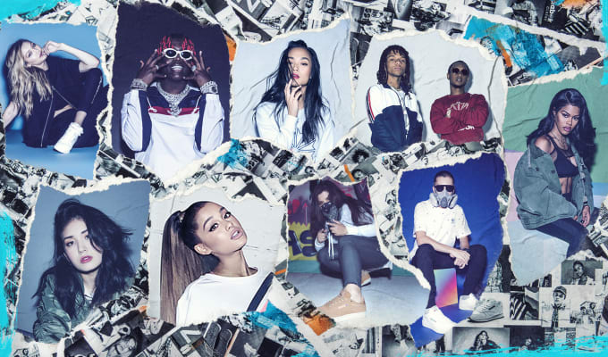 788a4b549a2c7 Reebok Launch the  Always Classic  Campaign Featuring Lil Yatchy ...