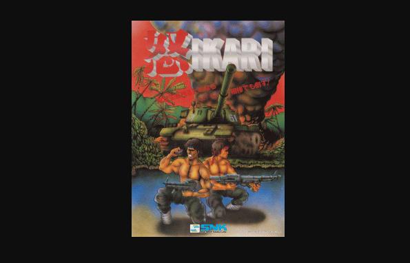 best-old-school-nintendo-games-ikari-warriors