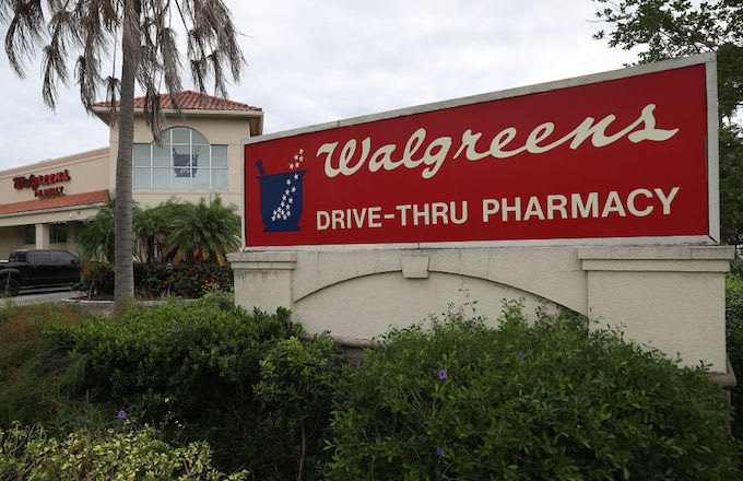 Walgreens pharmacist