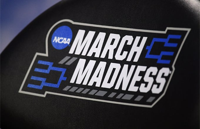 Image result for march madness logo 2018