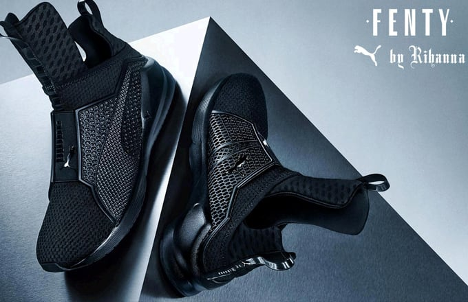 a3ce6298bb4 Puma Officially Unveiled Its Next Sneaker Collaboration With Rihanna