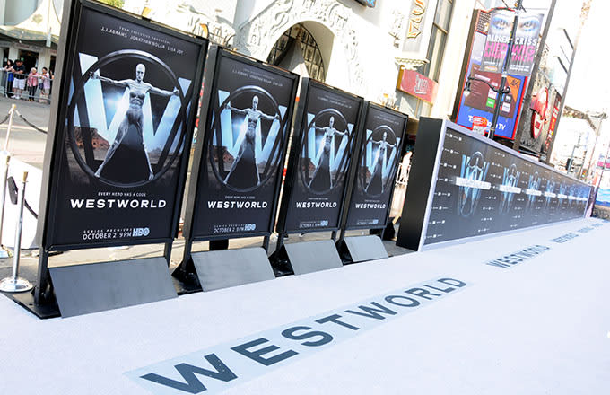 This is a photo of Westworld.