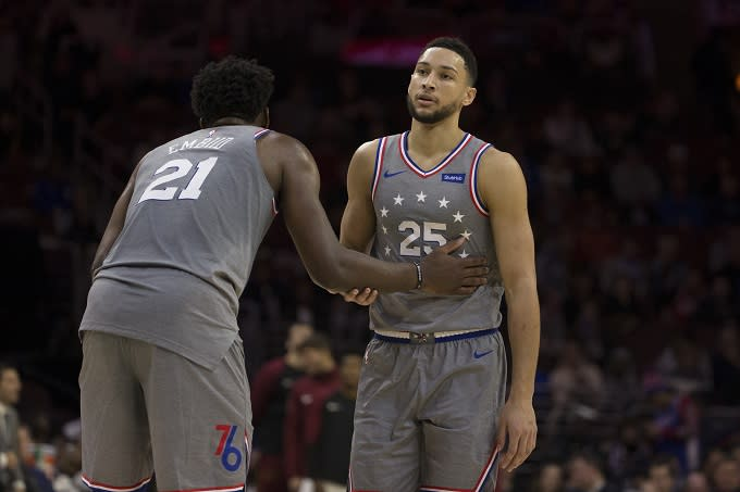 9d9622d2d803 Ben Simmons Blamed Sixers Loss to Cavs on  Thanksgiving Food