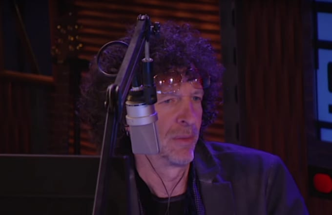 Howard Stern Reveals Why He Won't Replay Old Trump ...