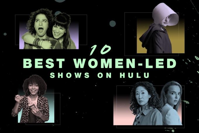 Hulu Women-Led Shows