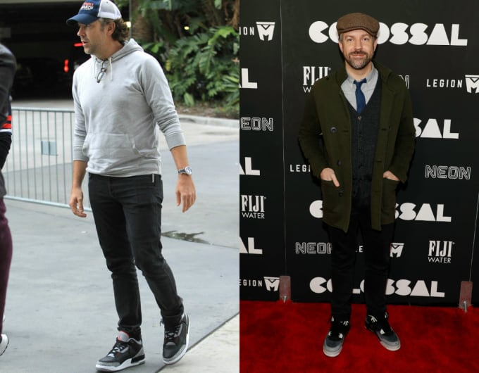 100% authentic c1e22 d8d14 How Jason Sudeikis Fell in Love With the Air Jordans   Complex