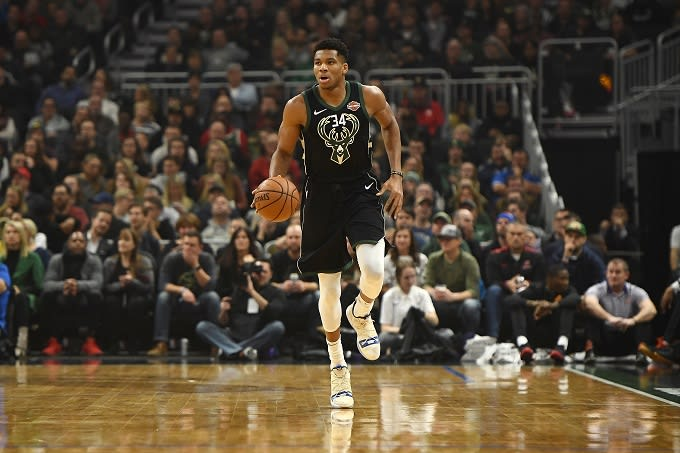 bd687d57332 Giannis Antetokounmpo Turned Down Training With LeBron James to ...