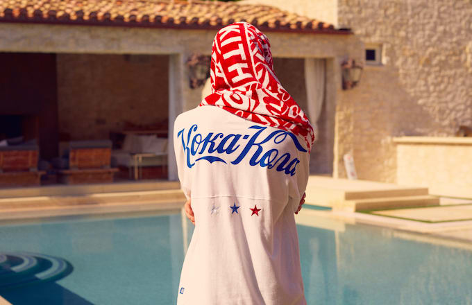 c13dc6b0450cf Kith Drops the Lookbook for Its 2018 Coca-Cola Collection