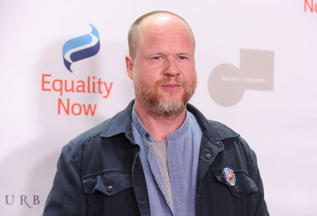 Joss Whedon at Equality Now's 3rd Annual 'Make Equality Reality' Gala