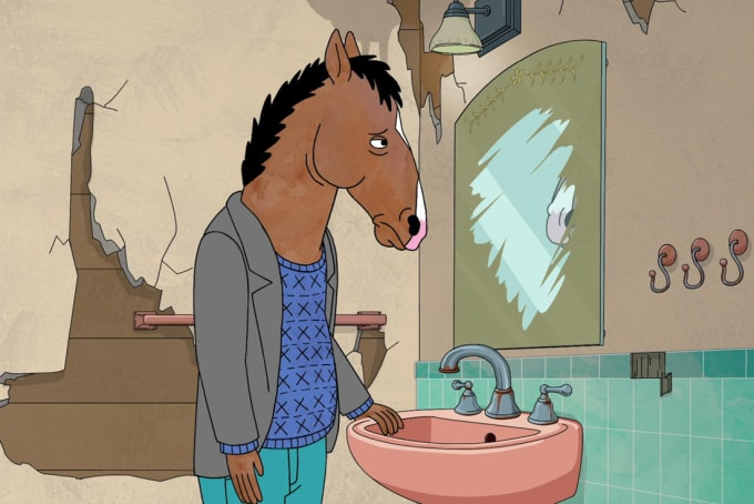 Bojack Horseman Season 4 press shot
