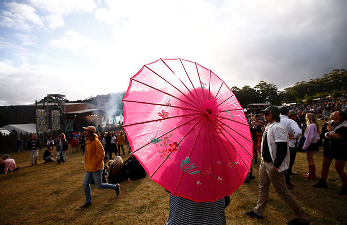 This is a photo of Festival Goer.