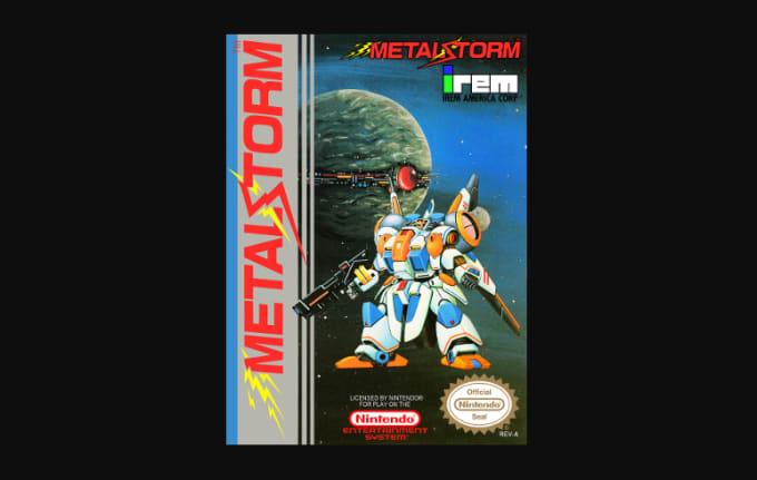 best-old-school-nintendo-games-megastorm