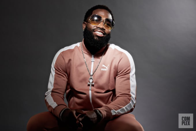 Boxing: Adrien Broner arrested on sexual misconduct charges - Adrien Broner
