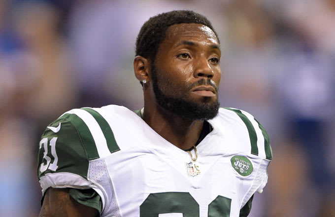 Ex-New York Jets cornerback Antonio Cromartie.