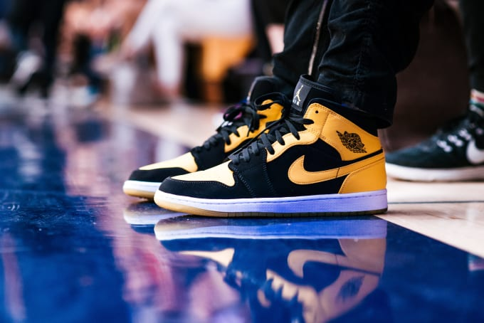 Style In The Stands: Best Dressed At Nike's CROWN LEAGUE In Toronto (Week 2)