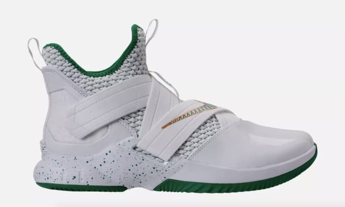 best service 503aa abac2 Nike LeBron Soldier 12 SVSM