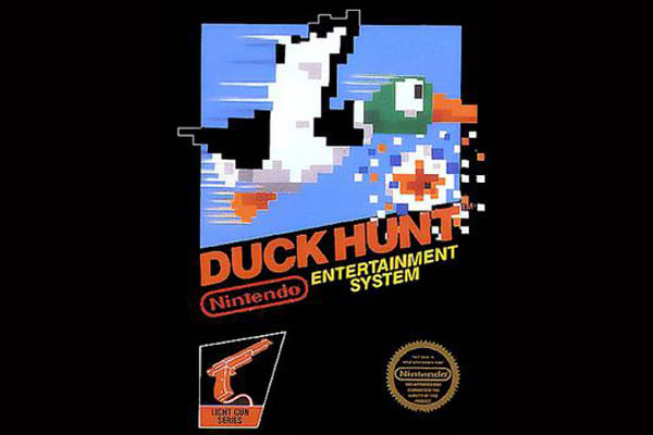 best-old-school-nintendo-games-duck-hunt