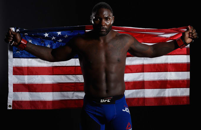 033613ccd89 Anthony Johnson to Daniel Cormier on Their Rematch   Good Luck ...