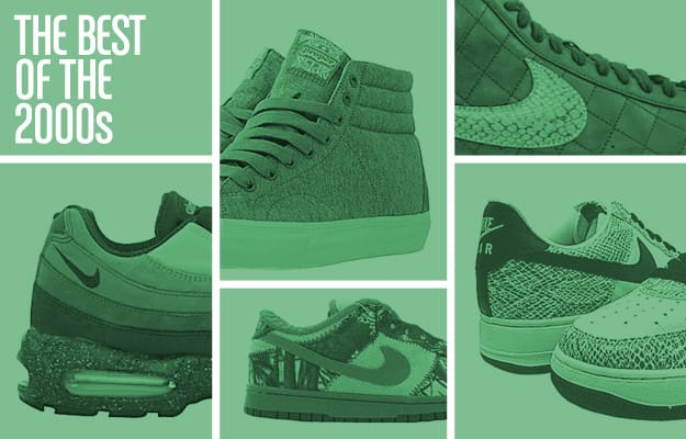 low priced faaae 0dcae The 100 Best Sneakers of the 2000s  Complex