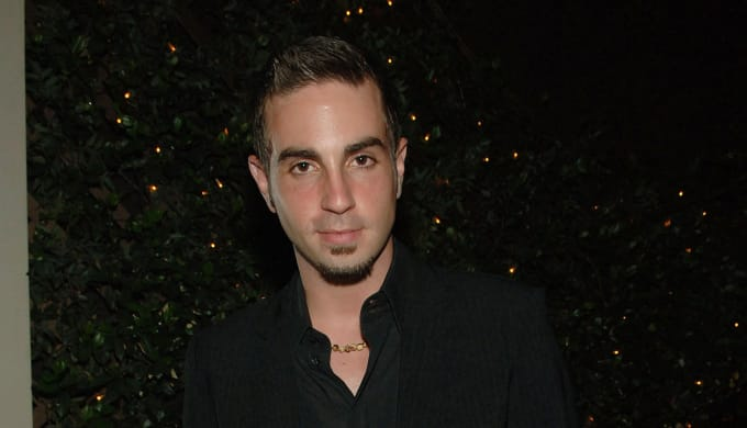 Wade Robson celebrates his birthday at Blush Nightclub