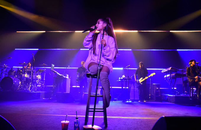 Ariana Grande cancels show
