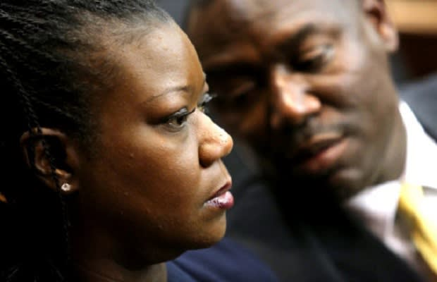 Trayvon Martin's Mother Testifies During George Zimmerman Trial