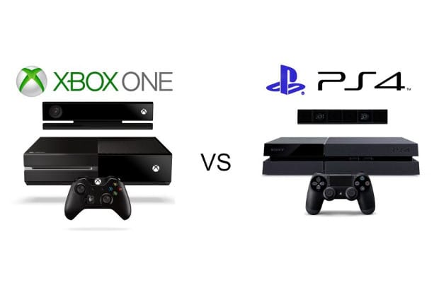 xbox-one-playstation-4-stark-contrast