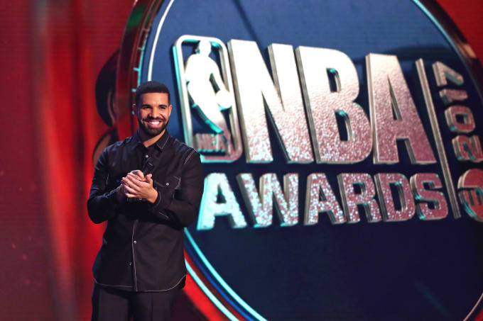drake nba wards