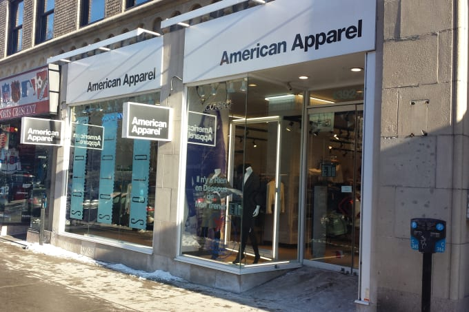 Montreal-based Gildan Has Purchased American Apparel For $88M USD