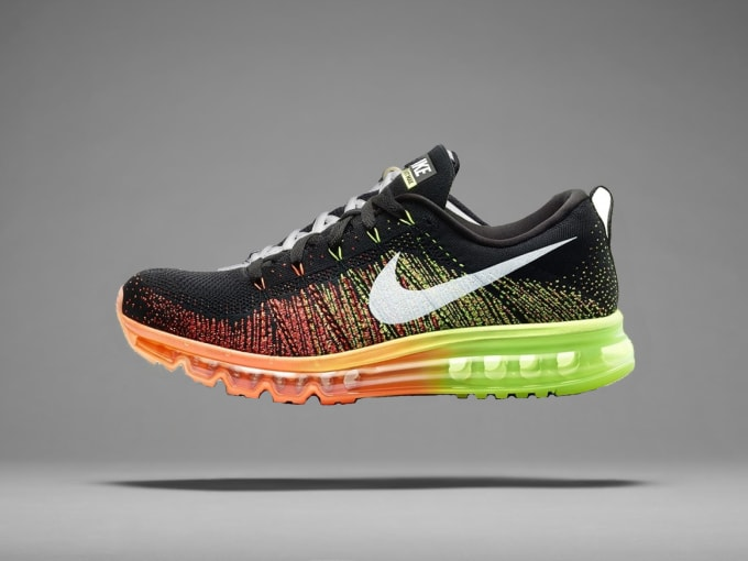 A Brief History Of The Nike Air Max Series - 2013 Flyknit Air Max. In 2013  ... 64c8fa961