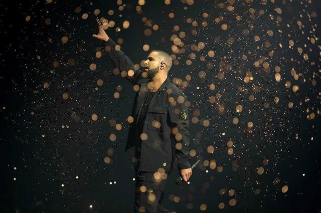 Drake, live