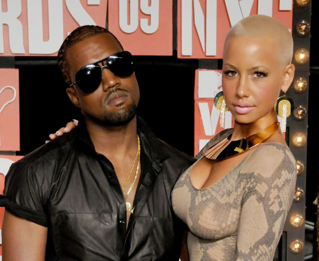 A History Of Kanye West And Amber Roses Relationship Complex