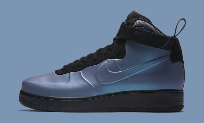 buy online fab56 658c6 Nike Air Force 1 Foamposite  Light Carbon